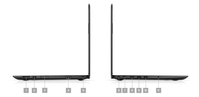 Latitude-14-3490-laptop - Ports & Slots