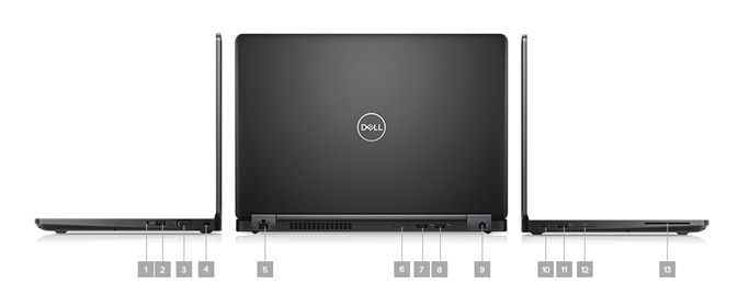 Latitude 5490 14-inch Business Laptop | Dell Middle East