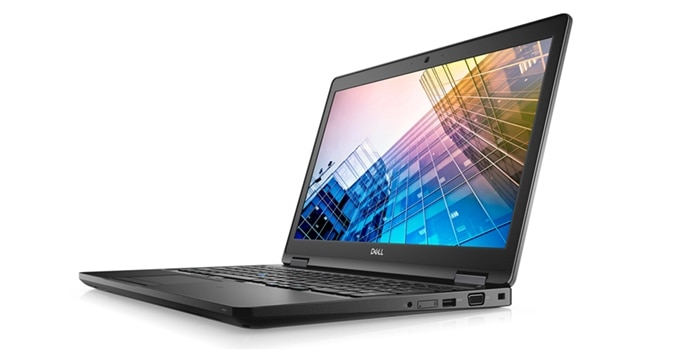 Latitude 5590 laptop - Keeps up with you, and your work