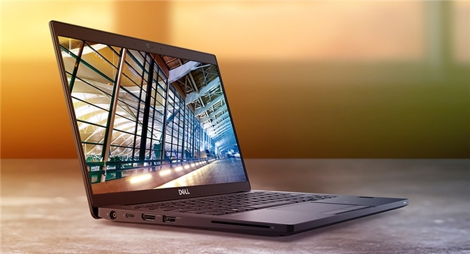 Latitude 7390 laptop - Office everywhere