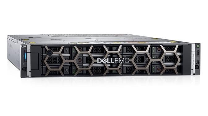 The PowerEdge R740xd Rack Server