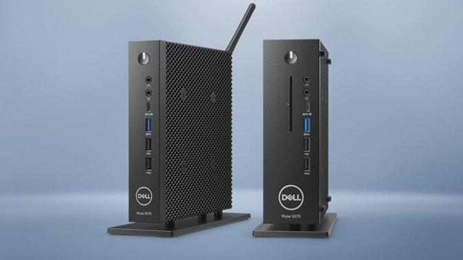 Dell Wyse 5070 제품 안내(2019)