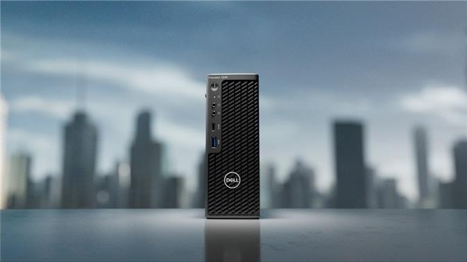 Dell Precision3240 Compact (2020)– Produktübersicht