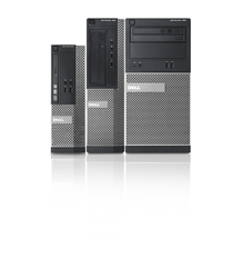 OptiPlex 390 Desktop Series Family
