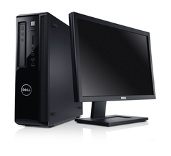 Vostro 260s Desktop with Monitor