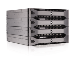 Dell PowerVault SAN and NAS storage