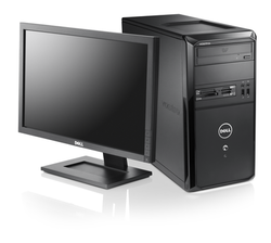 Vostro 260 Desktop With E2011H Monitor