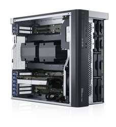 Precision T7600 Tower Workstation Open