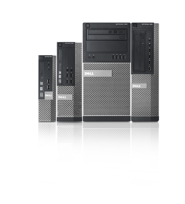 OptiPlex 990 Series Family