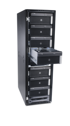 Rackable Precision T7600 and T5600 Workstations and PowerEdge R610 Rack Servers in a PowerEdge 4220 Enclosure