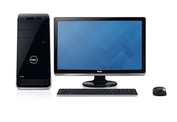 XPS 8700 Desktop with Peripherals