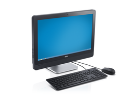 Inspiron One 23 AIO Desktop with Peripherals