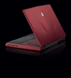 Notebook Alienware M11x