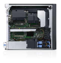 Precision T5600 Tower Workstation Open
