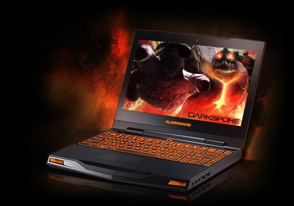 Alienware M11x Portable Gaming Computer