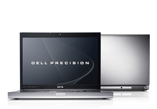 Workstation móvil Dell Precision M6500