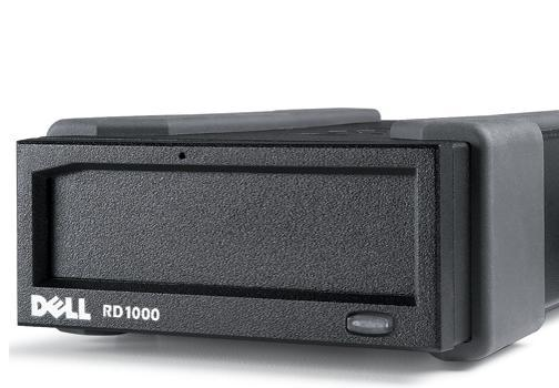 powervault rd1000 external tape drive