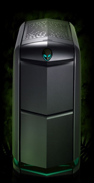 Alienware Aurora Desktop - Dual Graphics Support
