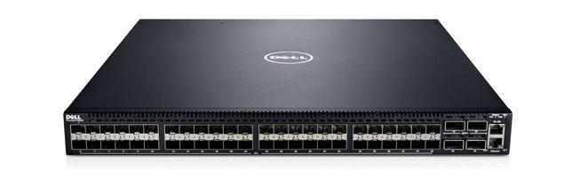10/40 GbE-switchen Dell Networking S4810 med höga prestanda