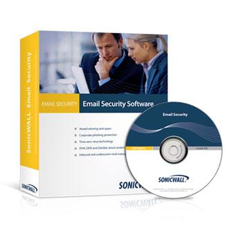 Dell SonicWALL Email Security appliances