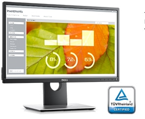Dell P2217H Monitor – Enhanced viewing experience