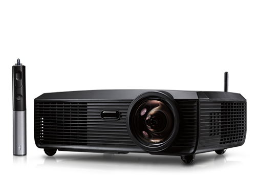 Dell S300WI Wireless Short-Throw Interactive Projector