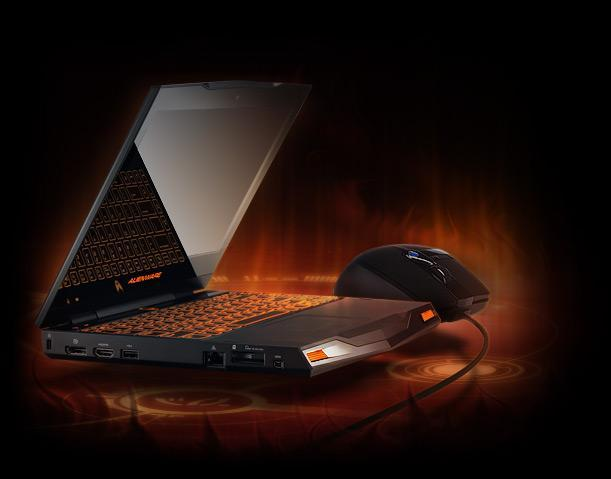Alienware m11x Lightweight Laptop