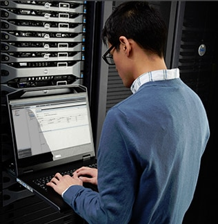 Dell Networking H Series Director - Deterministic latency and enhanced reliability