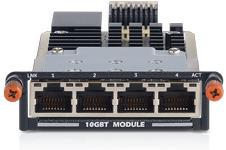 Modul 10GBASE-T se 4 porty