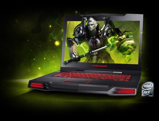 Alienware M15x Laptop