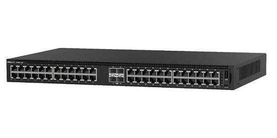 Dell EMC Networking serie N1100: Switch Dell EMC Networking N1148P-ON