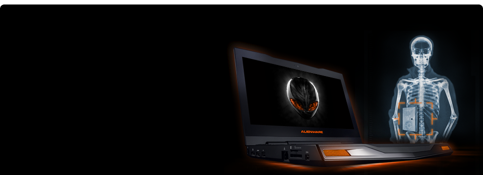 Laptop Alienware M11x