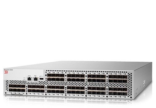 Brocade 5300 Fibre Channel Switch Details | Dell