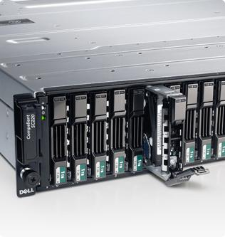 Solution Dell Compellent SC200