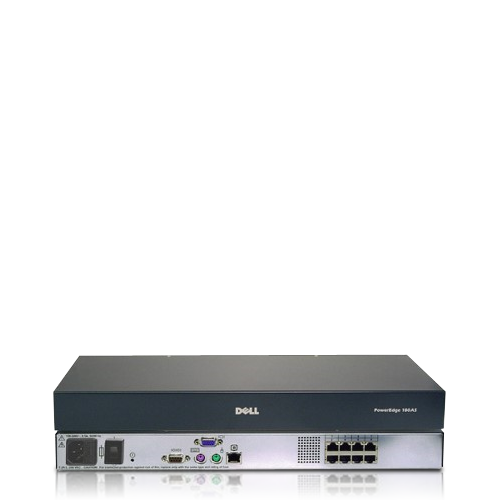 Dell PowerEdge 180AS 콘솔 스위치