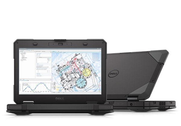 Latitude 14 Rugged Notebook Dell EMEA