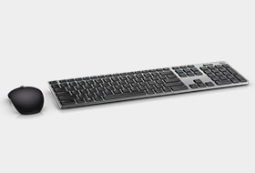 Dell Monitor C5518QT - Dell Premier Wireless Keyboard and Mouse | KM717