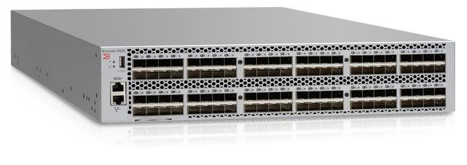 Brocade 6500 Series Fibre Channel Switches : Networking | Dell USA
