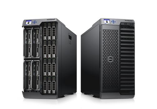 שרת PowerEdge VRTX