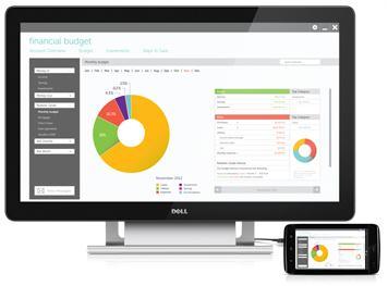 Monitorul Dell P2714T