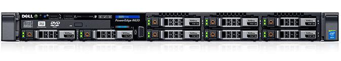 PowerEdge R630 - Drive dense database solutions