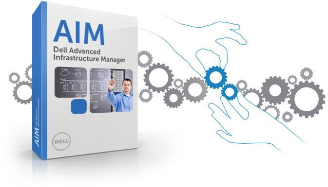 Software Advanced Infrastructure Manager de la arquitectura VIS de Dell