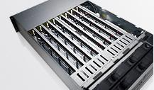 Serveurs PowerEdge C5220 - Gain de place