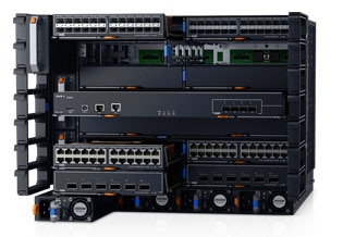 Dell Networking C-Series (C9000) - Built On Open Standards for Future-Ready Deployments