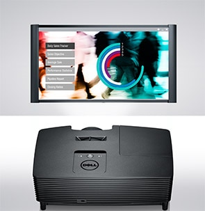 Dell-1850-Projector – Be bold. Be bright.