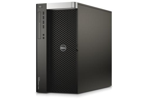 Arbetsstationen Dell Precision T7610