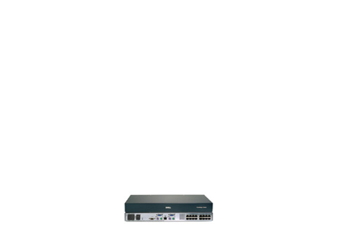 Conmutador de consola Dell PowerEdge 2160AS