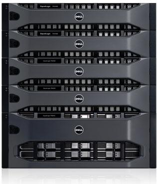 Dell EqualLogic PS6210 Series — Simplified management and performance