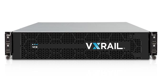 VCE VxRail Appliance Family