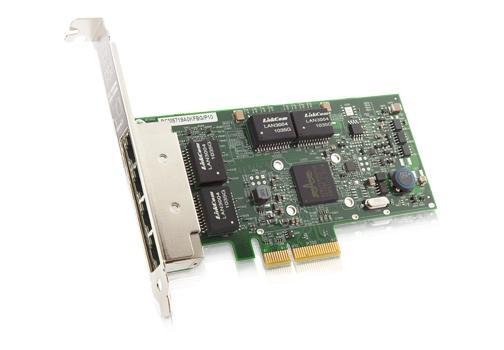 Broadcom 5719 quad- port 1GbE network interface card